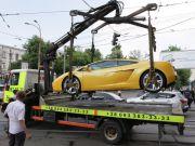 В Украине начали действовать новые штрафы и условия эвакуации автомобилей