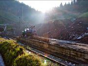 Ворота в Европу: полноценное движение поездов по Бескидскому тоннелю начнется через год