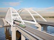 Россия пустит пассажирские поезда по Керченскому мосту в Крым