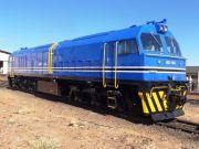 В Украину продолжают прибывать американские локомотивы