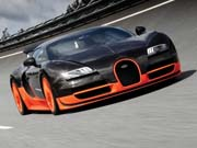 Новий Bugatti може виявитися електричним седаном