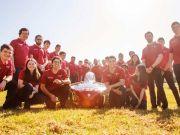 Австралийцы создали спортивный электрокар на солнечных батареях (фото)