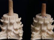 В Австрии научились печатать «слоновую кость» на 3D-принтере