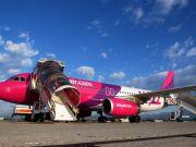 Wizz Air намерена в 2017 г. увеличить пассажиропоток киевских маршрутов на 64%