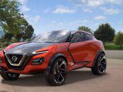 Nissan готовит новый городской кроссовер