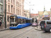 Краков заменит старые трамваи 110 новыми низкопольными машинами