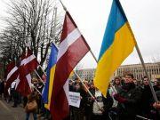 Латвія і Україна будуть більш тісно співпрацювати в розслідуванні випадків відмивання грошей - зустріч Президентів