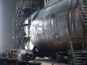 Північна Корея будує найбільшу в її історії субмарину для нових ракет