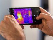Создан тепловой датчик нового поколения для смартфонов