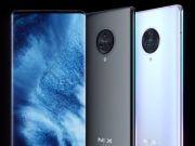 Vivo презентовали смартфон с безрамочным дизайном