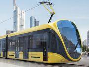 Українська компанія показала, яким буде перший низькопідлоговий трамвай (фото)