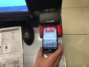 В аеропорту «Київ» встановили сканери для онлайн-реєстрації на авіа-рейси за допомогою смартфонів