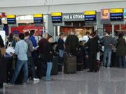 У британських аеропортах будуть встановлені сканери для огляду пасажирів