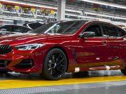BMW запустила в серийное производство четырехдверную «восьмерку»