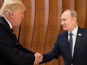 Трамп и Путин поспорили о справедливости в мировой торговле