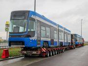 Київ отримав усі трамваї Pesa