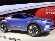 Toyota Prius превратится в гибридный кроссовер