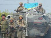 """Сили АТО знищили 225 бойовиків, 3 танка, 2 """"Граду"""" і 1 """"Смерч"""" - біля Горлівки і Іловайська"""