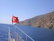 Новые правила посещения общественных и туристических мест в Турции