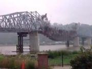 В зоне АТО подорвано 17 железнодорожных мостов - Укрзализныця