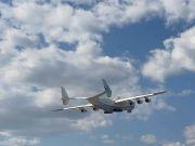 """""""Мрія"""" виконала свій перший політ після модернізації (фото, відео)"""