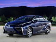 Toyota готує водневий автомобіль нового покоління