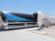 Капсула Hyperloop One установила новый рекорд скорости