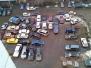 Автомобілістам у Києві доведеться платити за парковку у дворі