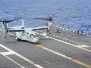 США заснували першу ескадрилью з конвертопланів