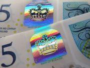 В новых пластиковых деньгах нашли сало