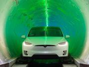 Компанія Маска проклала ще один тунель під Лас-Вегасом
