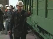 """Залізничники """"ArcelorMittal Кривий Ріг"""" вийшли на роботу після 4-денного страйку"""