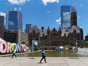 """Компанії Google дозволили створити """"розумний"""" район в Торонто"""