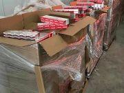 Пограничники обнаружили контрабандных сигарет на почти 10 млн грн (фото)