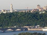 """У київському ботсаду встановили """"сонячні"""" ліхтарі (фото)"""