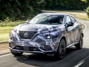Компания Nissan рассекретила свой обновленный кроссовер Juke