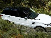 Range Rover Sport P400e: первый гибрид с возможностью зарядки (фото)