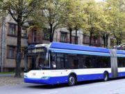 Рига планирует отказаться от троллейбусов и перейти на эко-автобусы