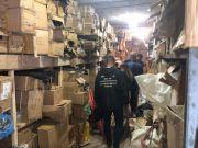 У Харкові поліція знайшла склад з китайською контрабандою на 7 млн грн