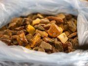 Кабмін планує знизити ренту на видобуток бурштину до 15% з 25%