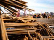 Як іде будівництво Подільсько-Воскресенського моста (фото)