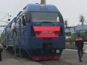 """General Electric почала будівництво першого локомотива для """"Укрзалізниці"""""""