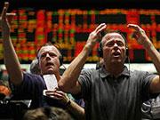 """Для европейских бирж настал """"черный понедельник"""""""