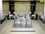 Daimler распечатал на 3D-принтере первую деталь из алюминия