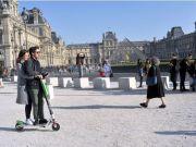 У Франції посилять правила використання електросамокатів