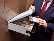 Особенности пользования индивидуальным банковским сейфом