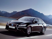 Новий Lexus GS у модифікації F SPORT