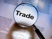 Обсяг торгівлі промпродукцією в Україні зріс