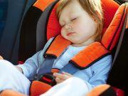 Президент подписал закон о штрафах за перевозку детей без автокресел