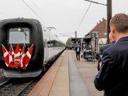 У Данії відкрили першу високошвидкісну залізничну лінію
